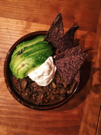 Easiest Bison Chili